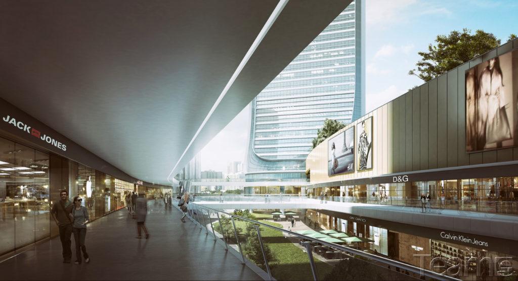 A2018 11 058 广州市番禺城市建筑设计院有限公司 肇庆CBD项目 hxl c02 lj 副本 3