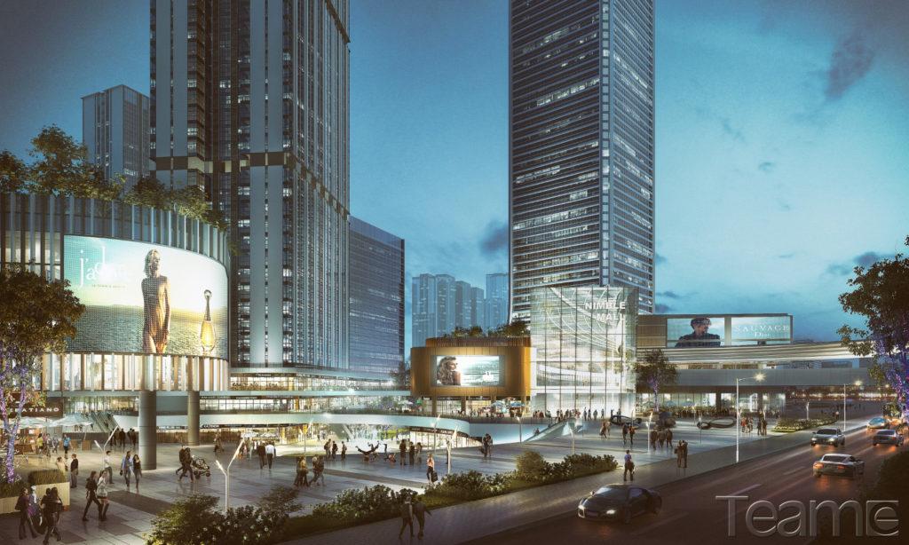 A2018 11 058 广州市番禺城市建筑设计院有限公司 肇庆CBD项目 ljl c05 姣gg副本